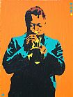 Pop art miles 1960 painting