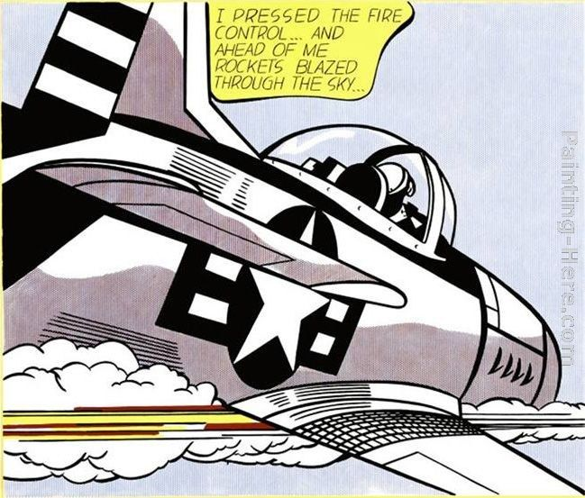 Roy Lichtenstein Whaam! I