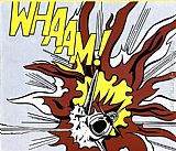 Roy Lichtenstein Whaam! II painting