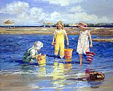 Sally Swatland The Colors of Summer painting