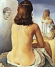 Salvador Dali My Wife,Nude painting