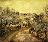 Salvador Dali The Lane to Port Lligat with View of Cap Creus painting