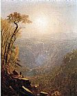 Sanford Robinson Gifford Kauterskill Clove, in the Catskills painting