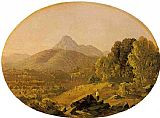 Sanford Robinson Gifford Mount Chocurua, New Hampshire painting