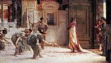 Sir Lawrence Alma-Tadema Caracalla painting