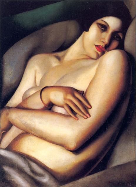 Tamara de Lempicka The dream