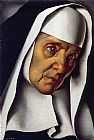 Tamara de Lempicka Mother Superior painting