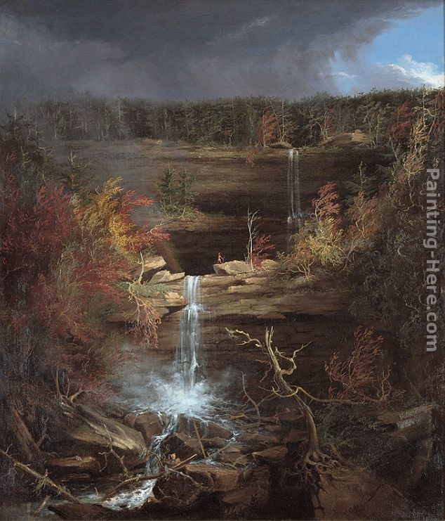 Thomas Cole Falls of the Kaaterskill