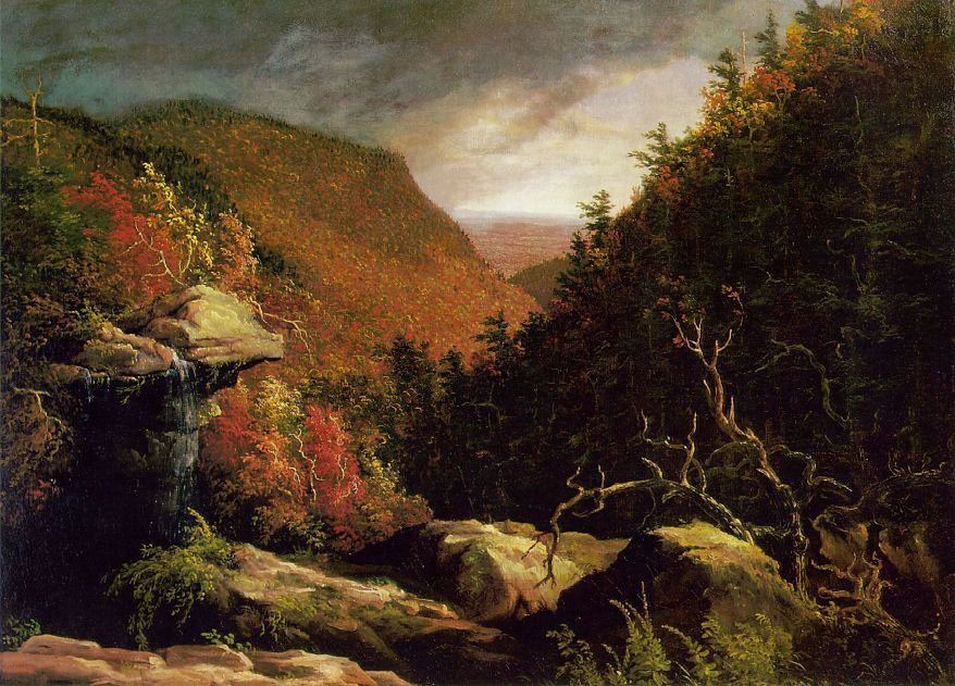 Thomas Cole The Clove Catskills