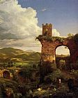 Thomas Cole Arch of Nero painting