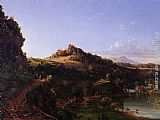 Thomas Cole Catskill Scenery painting