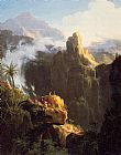 Thomas Cole Saint John in the Wilderness painting