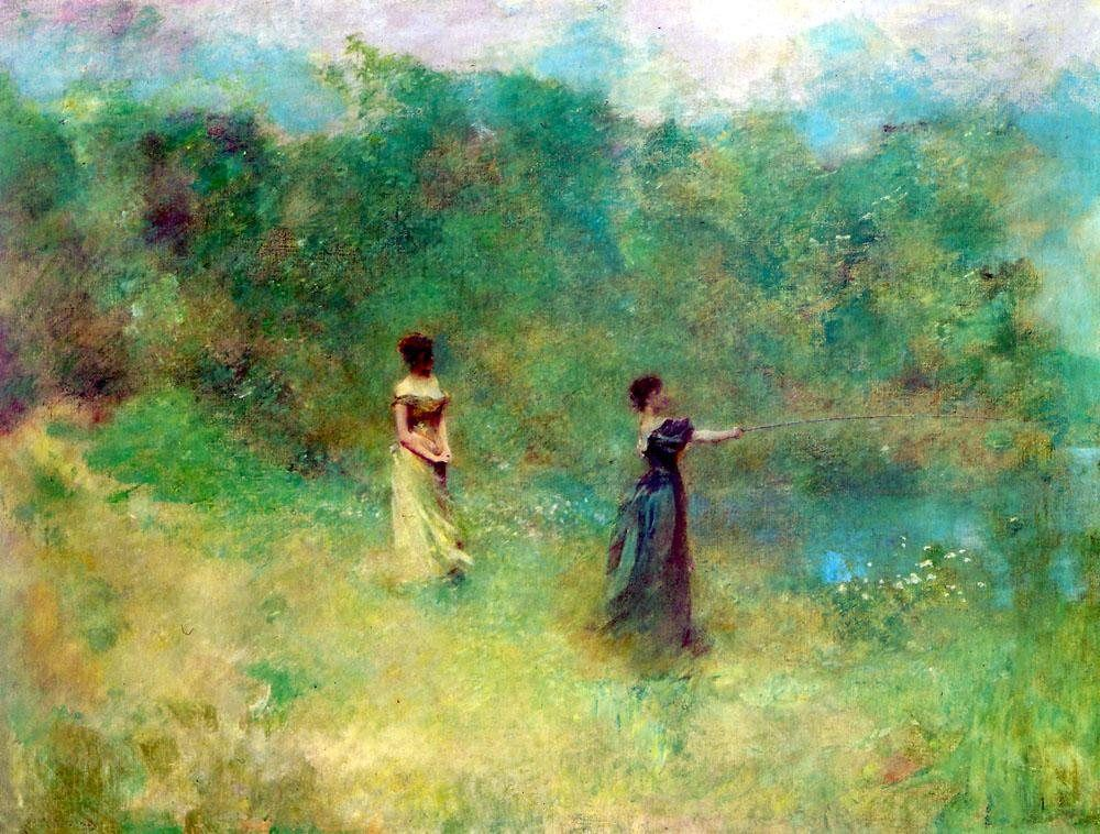 Thomas Dewing Summer