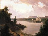 Thomas Doughty View on the St. Croix River near Robbinston painting