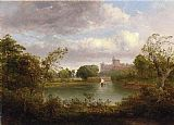 Thomas Doughty Windsor Castle painting