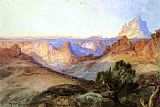 Thomas Moran In Southern Utah painting