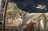 Mary Magdalene paintings - Life of Mary Magdalene Noli me tangere By Giotto di Bondone by Unknown Artist