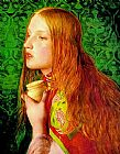 Mary Magdalene paintings - Mary Magdalene By Anthony Sandys by Unknown Artist
