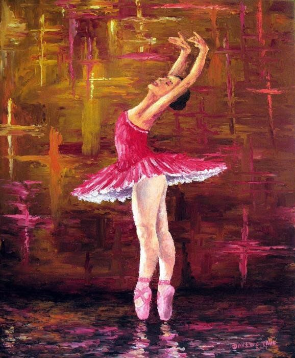 Unknown Artist Ballerina