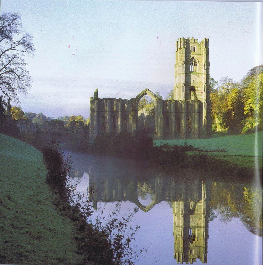 Unknown Artist Fountains Abbey