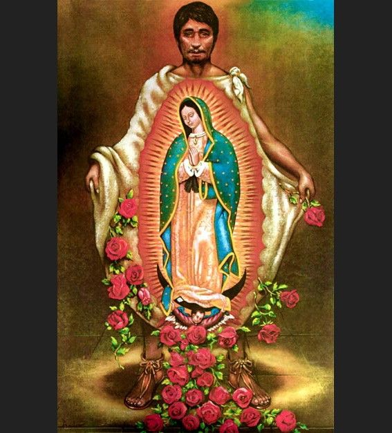 Unknown Artist Our Lady of Guadalupe