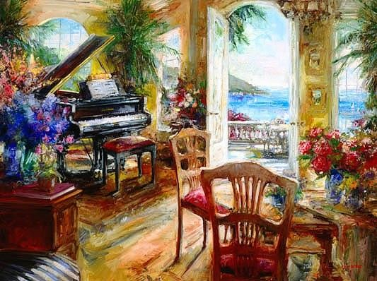 Unknown Artist Summer Symphony
