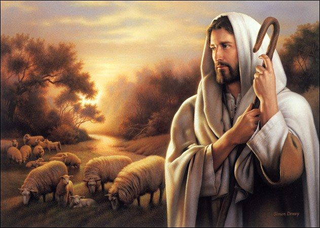 Unknown Artist The Lord is My Shepherd