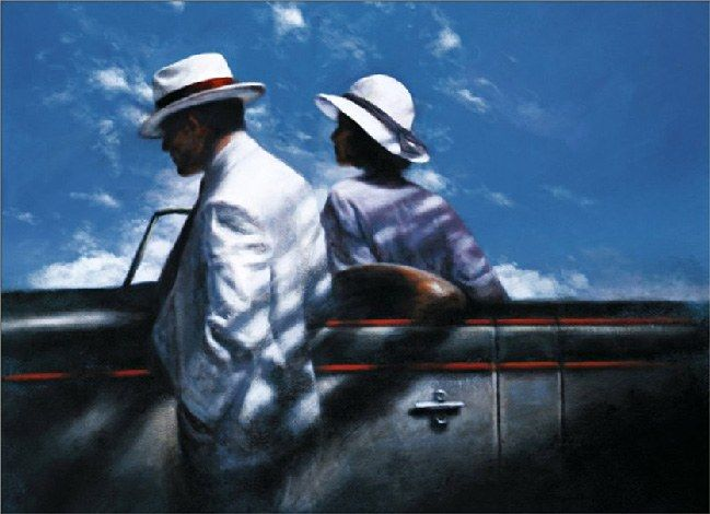 Unknown Artist The Spot on the Map by Hamish Blakely