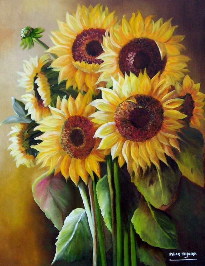 Unknown Artist The SunFlowers