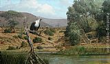 Unknown Artist Fish Eagle by Craig Bone painting