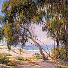 Unknown Artist Hilliard Beside the Sea Laguna Beach painting