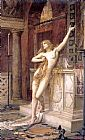 unknown artist Hypatia painting