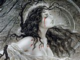 Unknown Artist Luis Royo painting