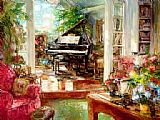 unknown artist My Piano painting