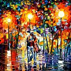 Unknown Artist Romantical Love III painting