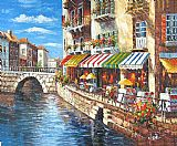 Venice paintings - V026 by Unknown Artist