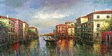Venice paintings - V028 by Unknown Artist