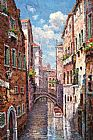 Venice paintings - V033 by Unknown Artist