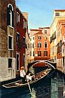 Venice paintings - V039 by Unknown Artist