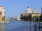 Venice paintings - Venice's Grand Canal by Unknown Artist