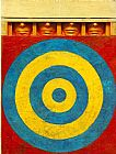jasper johns Target with Four Faces