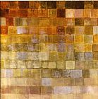 Abstract paintings - warmth by volk by Unknown Artist