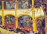 Vincent van Gogh Arles hospital 1 painting