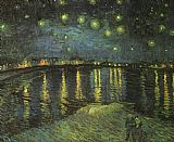 Starry Night over the Rhone I