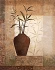 Vivian Flasch Bamboo Shadow I painting