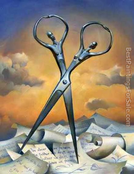 Vladimir Kush Always Together