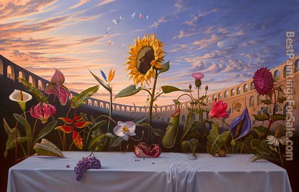 Vladimir Kush Last Supper