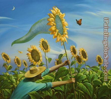 Vladimir Kush One Day in the Life