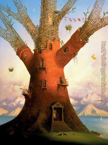 Vladimir Kush family tree