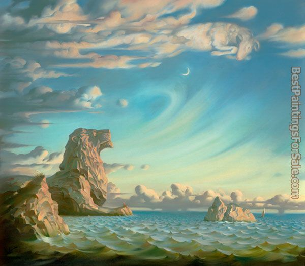 Vladimir Kush i saved my soul